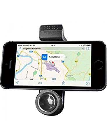 XtremeAuto® New In Car Air Vent Phone Holder - Fits Iphones, Androids etc