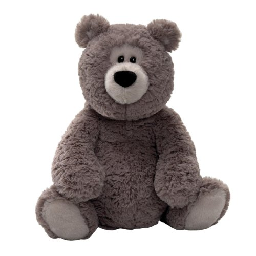 Gund Rafferty Gray Bear