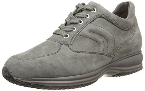 Geox Herren U Happy Art. H Low-Top Grau