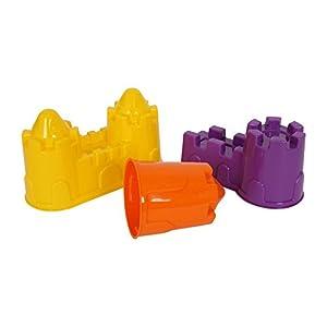 Legler - Juguetes de arena para formar castillos (8780)