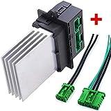 RESISTANCE CHAUFFAGE ventilation clim automatique pour Scenic 2 + cable