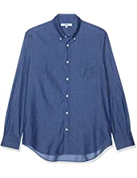 find. Camicia Chambray Regular Fit Uomo