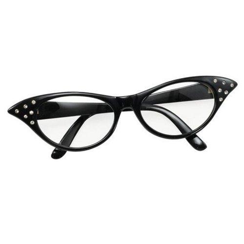 bristol-novelty-style-annes-50-pour-femme-motif-rock-n-roll-grease-caniche-charpe-lunettes-verres-no