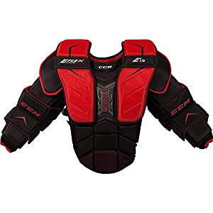 CCM Extreme Flex Shield e1.9Torwart Brust und Arm Displayschutzfolie [Senior]