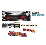 Red Grill Kühlergrill Ford Ranger Pickup 2016-2017 T6 OEM 2.5TD / 3.0 M000
