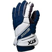 STX Lacrosse Stallion HD guantes, azul marino