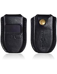 CryptoHWwallet Funda de cuero genuino Premium para billetera Trezor Hardware