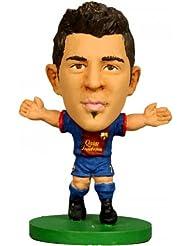 F.C. Barcelona SoccerStarz David Villa