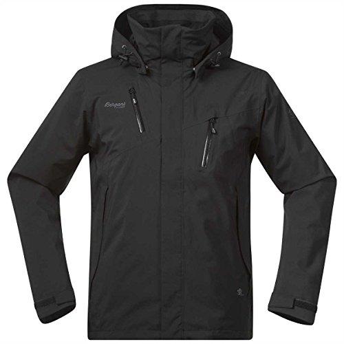 Bergans Tyin Insulated Jacket Men - Warme Winterjacke Black