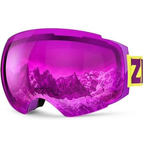 Gafas esquí, ZIONOR Lagopus X4 Skate Gafas Protección