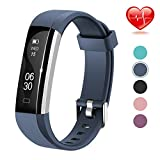 Best Cheap Fitness Trackers - Lintelek Fitness Tracker, Slim Activity Tracker with Heart Review