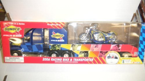 sunoco-2006-racing-bike-transporter-collectors-edition-13th-in-series-by-sunoco-2006-racing-bike-tra