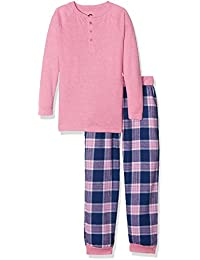 Lina Pink Bf.Carr.Py, Ensemble de Pyjama Fille
