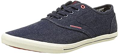 Jack & Jones Jjspider, Sneakers Basses homme, Bleu (Light Blue Denim), 40 EU