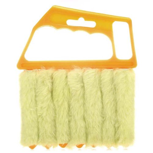 IRISMARU Mini 7 Hand Held Vertical Brush Cleaner Blinds Air Conditioner Duster - Duster Cleaner Air