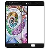Oppo F1S Full Screen Tempered Glass 4D [ 9H Hardness ] [ Edge To Edge Glass ]Oppo F1S (Black))