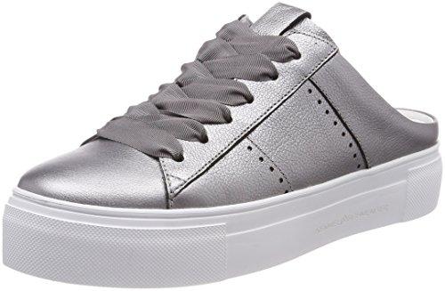 Kennel und Schmenger Damen Big Sneaker, Silber (Alluminio Sohle Weiß), 37.5 EU (4.5 UK)