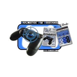 AAA-Shocks (Original Analogstick Aim Assistance Stossdämpfer Zielhilfe für Shooter Games): Veteranen Edition STARTER für PlayStation 4