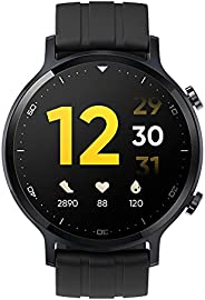 """realme Watch S with 1.3"""" TFT-LCD Touchscreen, 15 Days Battery Life, SpO2 & Heart Rate Monitoring, IP6"""