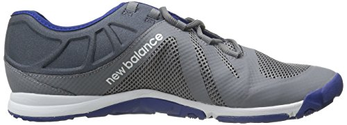 New Balance Mx20mb5-Minimus Training, Sandales de Sport Homme Multicolore (Grey/Blue 049)