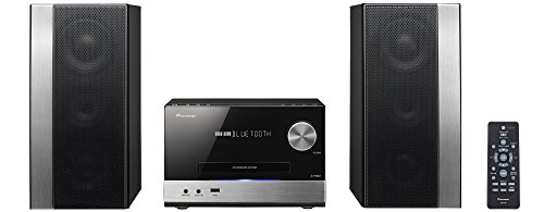 pioneer-x-pm32-sistema-power-micro-hi-fi-cd-usb-fm-bluetooth-nero-antracite