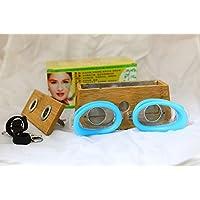 Eye Bamboo Moxa Punk Roll Brenner Box & 6 rauchfreie Moxa preisvergleich bei billige-tabletten.eu