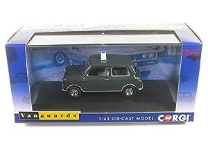Corgi VA01318 Austin Mini 850-RAF Modelo de policía