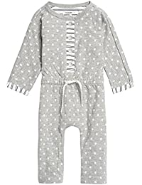 Noppies Baby-Mädchen Body G Playsuit Jrsy Bindo