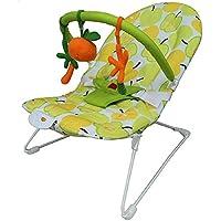 DMMASH Silla de bebé Mecedora Hamaca melodías música calmante vibración