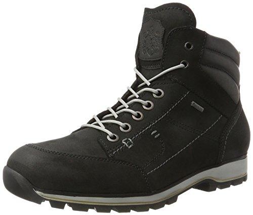 FRETZ men Herren Walk Chukka Boots, Schwarz (Noir 51), 40 EU