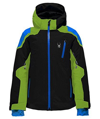 Spyder Boys Ski- und Snowboardjacke 'Speed Jacket' schwarz (200) 164