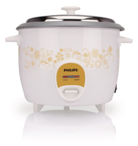 Philips Viva Collection HD3043/00 1.8-Litre Rice Cooker