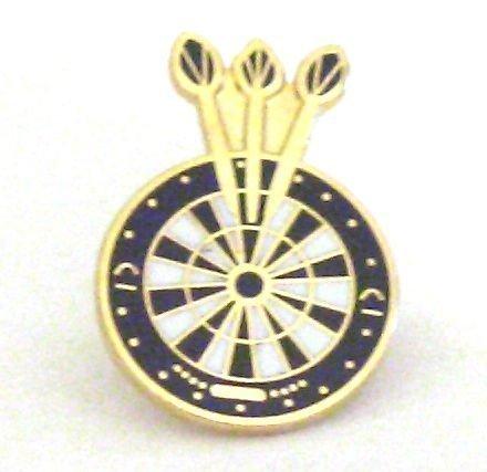 1000 Flags Darts und Dart Board Pin Badge -