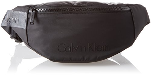 Menos De 50 Dólares Calvin Klein Matthew 2.0 Uomo Waist Bag Nero Nero (Black) El Nuevo Precio Barato nfJPdFp
