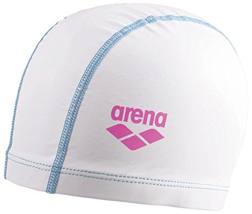 Arena Light Sensation Cuffia, Unisex adulto, Bianco (White-Multi), M