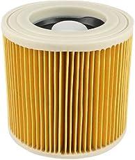 VMTC Paper Cartridge Filter for Karcher Vaccum Cleaner WD3/MV3 & WD 3.200