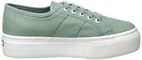 ... Superga 2790 Acotw Linea Up and, Sneaker Donna Verde (Green Malachite)