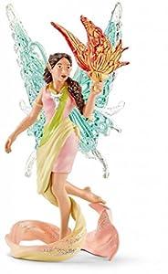 Schleich - Figura Hada Femaja con Mariposa, 16 cm