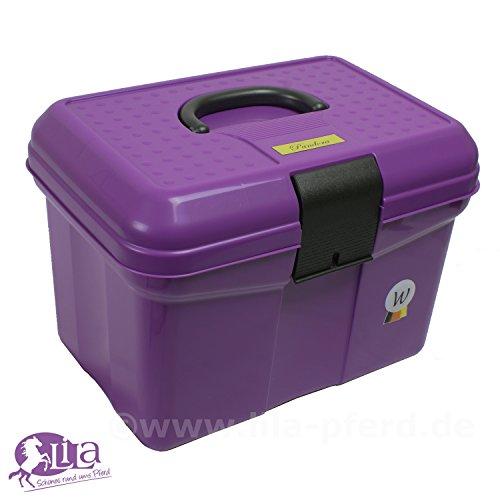 Reit- & Fahrsport-Artikel Lila günstig kaufen Kerbl 321765 Putzbox