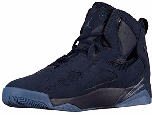 Herren Jordan True Flight Basketball-Schuh Obsidian Ocean Fog