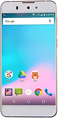 kmax One 5.0 Inch Android 5.1 Antihuellas Unlocked 4 G Smartphone, IPS Screen (1280 * 720) mtk6735 m Quad Core 1.5 GHz, 16GB ROM/2GB RAM, dual SIM/Dual Camera, WiFi, GPS, sensor G pantalla táctil Cellphone
