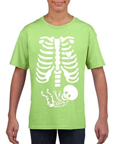 daataadirect Jungen T-Shirt, Grün