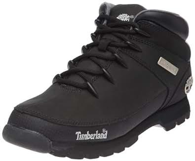 Timberland Men's Euro Sprint Hiker Chukka, (Black), 6.5 UK 40 EU