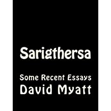 Sarigthersa: Some Philosophical And Autobiographical Essays by David Myatt (2015-05-10)