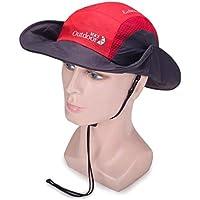 Amio Sombreros de protección Solar de última Gorras de béisbol de Secado  rápido para Hombres y de7598eef57