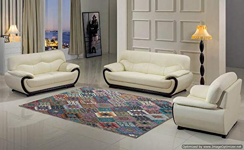 Miss cucci tappeto kilim afgano 1151 misura 243x170 cm