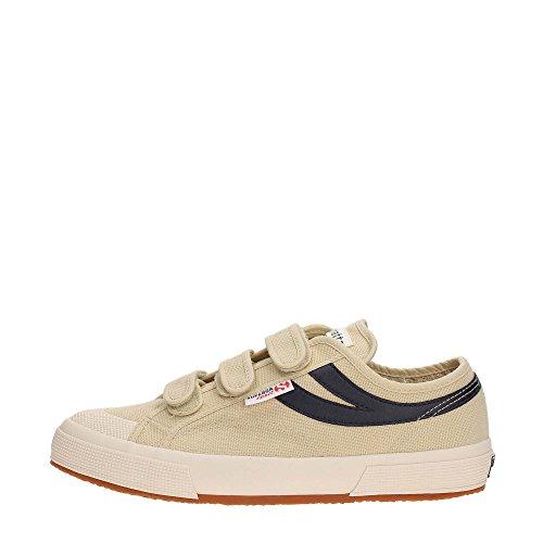 SUPERGA S00B220 Sneakers Herren ECRU-NAVY