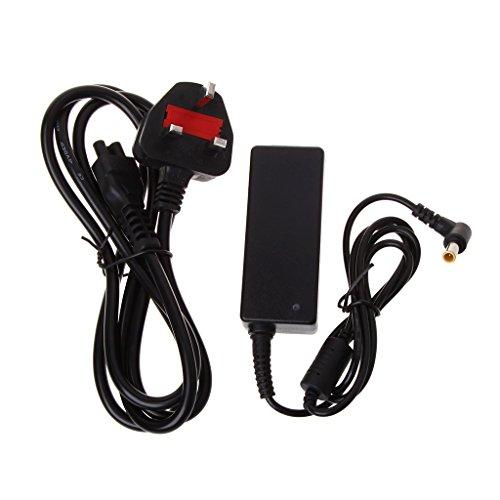 osfanersty AC DC Netzteil Ladegerät Adapterkabel Konverter 19V 2.1A Für Monitor LCD TV