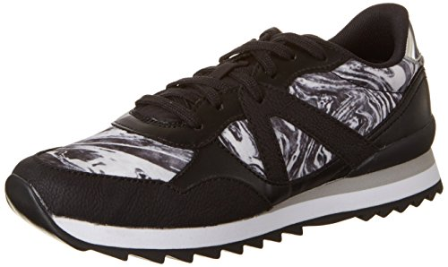 edc by Esprit Astro Lace Up, Sneakers Basses Femme