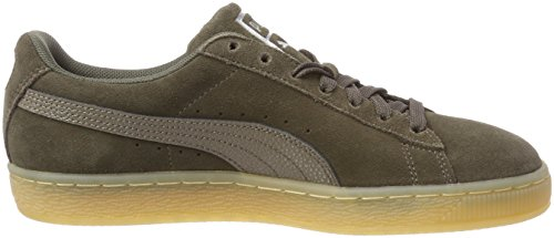 Puma Suede Classic Bubble Wns, Sneakers Basses Femme Marron (Bungee Cord)